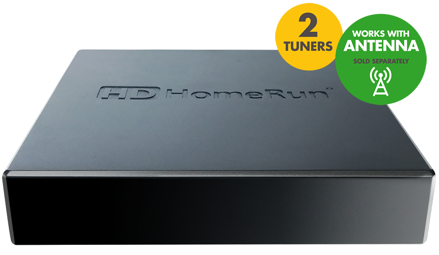 HDHomeRun CONNECT DUO