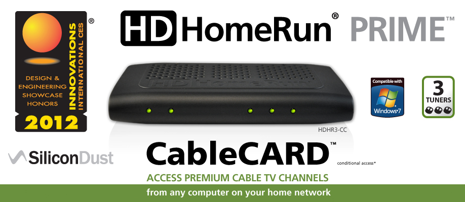 SiliconDust HDHomeRun TV Tuner Drivers for Windows Download